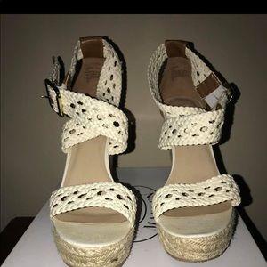Size 11 wedge sandal